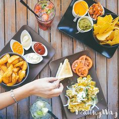 12 Amazingly Simple Meals You Can Make To Eat Healthy All Week Long #healthyway |healthyway.com|
