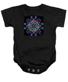 Baby Onesie - Mandala 9735