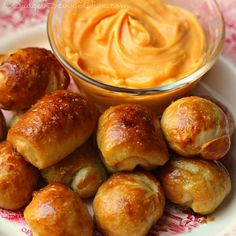 Homemade Soft Pretzel Bites Recipe