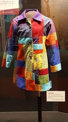 Custom made Dolly Parton's Coat of Many Colors Replica | Etsy