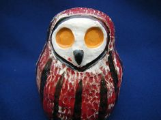 Dhurma Owl by BadDogProductions on Etsy, £7.00