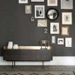 Ideas Wall Decor Design with Great Photo Placement