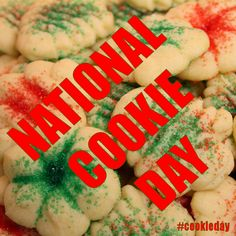 National Cookie Day - December 4, 2015