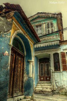 Kula evleri Türkiye