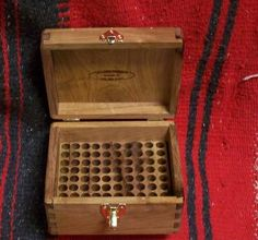 Mesquite ammo box. Not sure why but I want one