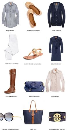tory burch essentials