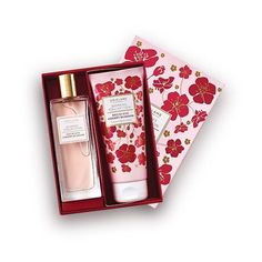 Cherry Blossom Women's Collection by Oriflame Cosmetics ❤MB Oriflame Beauty Products, Oriflame Cosmetics, Perfume Collection, Cherry Blossom, Delicate, Make Up, Pakistan, Home, Body Lotion