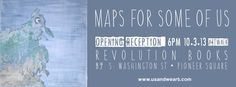 Maps for Some of Us at Revolution Books
