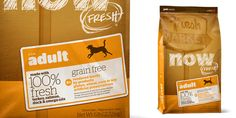 Dog Food Package Design by Subplot — Nice!