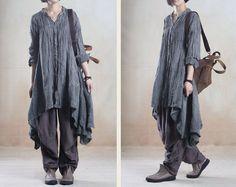 Femmes irrégulière Robe Redingote vêtements pour femmes