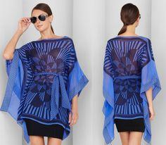 BCBG Square Drape  Dress