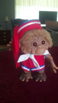 DAM Monkey troll