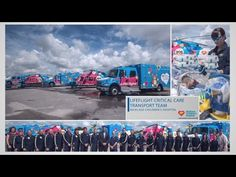 2016 NEONATAL & PEDIATRIC TRANSPORT AWARD OF EXCELLENCE - YouTube