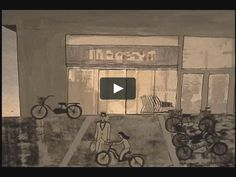 Produced 2010 Animation and Music by Hoji Tsuchiya  Black Long Skirt is a story of a man who encounters lingering visions and memories of a woman in a rainy afternoon.  I…
