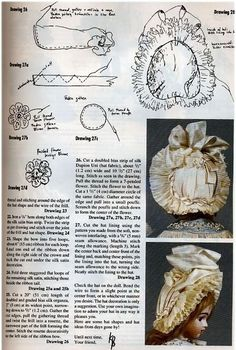 Gildebrief Dollmaking Antique Dress Patterns Googlies, S & H 1129 gildebrief doll magazine Antique Dolls, Vintage Dolls, Vintage Sewing, Doll Dress Patterns, Doll Wigs, Perfectly Posh, Doll Costume, Antique Clothing, Hat Hairstyles