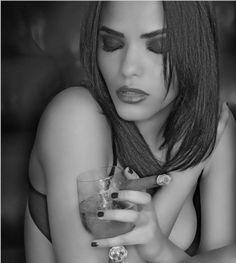 Cigar woman