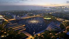 BIG, Hijjas and Ramboll selected as winners of the Penang South Islands Design Competition Central Island, South Island, Landscape Architecture, Landscape Design, Urban Landscape, Penang Island, Mangrove Forest, Museum, Island Design