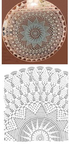 Crochet Doilies, Crochet Lace, Crochet Stitches, Crochet Patterns, Dream Catcher, Outdoor Blanket, Symbols, Diy Crafts, Knitting