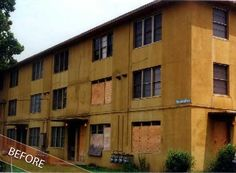 John Eagan Homes, Pre-Revitalization
