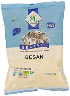 24 Mantra Organic Besan - 500 gm Note: The Product will be dispatched within 2 to 3 Business Days. What Is Amazon, Making Sweets, Gram Flour, Snack Recipes, Snacks, Vegan Dishes, Organic Recipes, Mantra