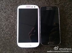 Samsung Galaxy S4 Mini Photos and Specifications leaked in Online