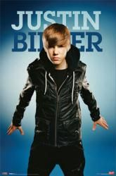 Justin #Bieber #poster: Fly (22 1/2'' X 34'' poster) $5.94