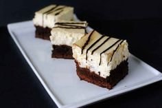 Brownie Cheesecake from the Boardwalk