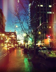 Boise, Idaho. Where I lived from 1996 - 2003, 2007 - 2009. :)