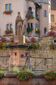 Eguisheim, Alsace, FR