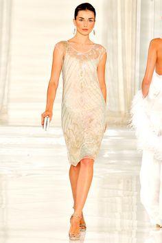 Ralph Lauren Spring 2012 Ready-to-Wear Collection - Vogue
