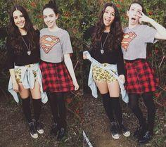 Lauren and dani