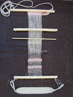 Make your own Backstrap Loom
