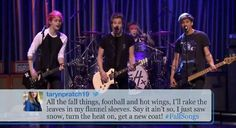Haha loved this! #5sos #JimmyFallon