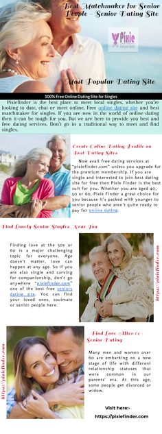 Top 10 Free Senior Dating Sites Reviews In