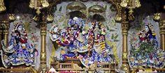 ISKCON Delhi Deity Darshan
