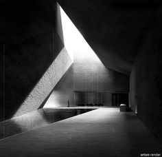 light and shadow architecture model Barozzi-Veiga-Architektur Architecture Ombre, Shadow Architecture, Space Architecture, Museum Architecture, Japanese Architecture, Drawing Architecture, Ancient Architecture, Sustainable Architecture, Steven Holl Architecture
