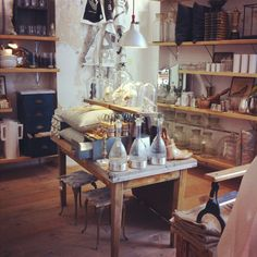 O.Live's new shop at The Foundry, Woodstock, Cape Town