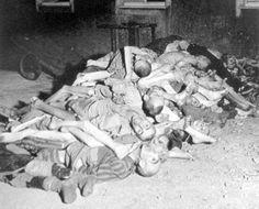 Lee Miller. Camp de concentration de Buchenwald 1945 Via planetecampus
