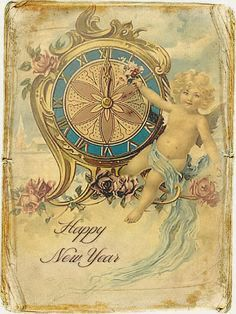Victorian Card
