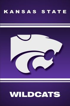 K-State Wildcats Purple Can Koozie Kansas State University, Kansas State Wildcats, State College, College Football, College Sport, College Life, Iphone Wallpaper Photos, Wallpaper Pictures, Grad Gifts