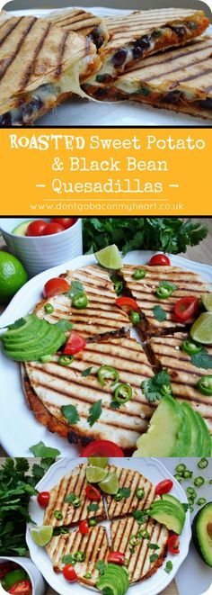 The best vegetarian Quesadillas you'll ever make. So easy, super quick and most importantly really quite filling. Easy to adapt to vegan.
