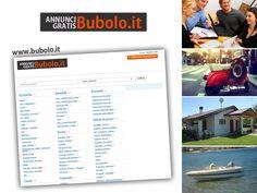 Vendi, Compra o Scambia con #bubolo http://www.bubolo.it