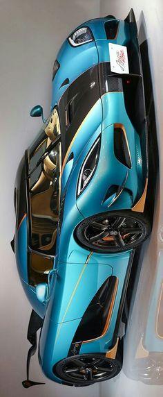 Koenigsegg Agera RSR by Levon