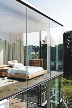 livingpursuit:  Bedroom Design by Roche Bobois