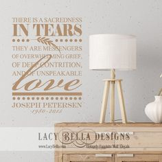 """""""There is a sacredness in tears they are messengers of overwhelming grief, of deep contrition, and of unspeakable love"""" www.lacybella.com 