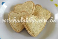 Receita de Biscoitos de Creme de Leite