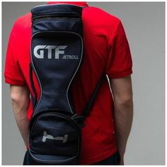 GTF Jetroll Carry Bag. Our GTF Jetroll designer team has developed a water repellent carry bag manufactured from heavy duty, durable fabric made to withstand the Jetroll's weight without the normal wear and tear of regular carry bags.  #airwheelcy #gtfjetrollcy #ilovegtf #gtfjetroll #love #instagood #hoverboard #swegway #photooftheday #instamood #picoftheday #innovation #technology #instagood #cute #friends #cyprus #greece #uk #airwheelcyprus #hoverboardcyprus #nicosia #limassol #larnaca…