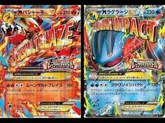 Afbeeldingsresultaat voor mega pokemon kaarten