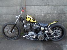 Skinny Moto: SWINGARM SHOVELS