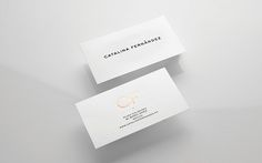 50 Business Cards by Anagrama